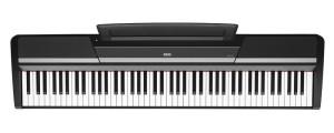 E Piano mit Hammermechanik Test