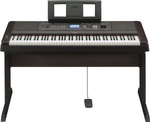 Yamaha DGX-630 Test