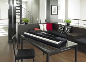 PX 150 im Wohnzimmer