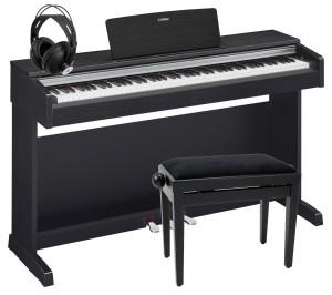 E Piano mit Holztasten