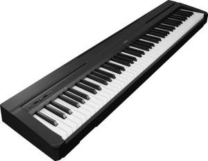 E Piano mit gewichtete Tasten