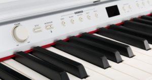 Wie funktioniert ein E-Piano?