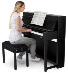 e Piano Länge